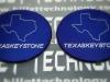 "Blue ""Texas Keystone"" Beverage Delete"