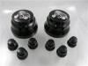 Custom Black Devo Strut Covers