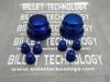 Blue Devo Strut Covers