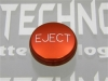 """Red """"Eject"""" Lighter Delete"""