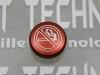 "Red ""No Smoking"" Lighter Delete"