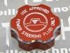 Red Power Steering Cap (2009-Present)