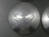 Skull Wheel Center Cap