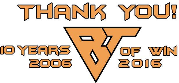 Thank You! 10 Years of Win | Billet Technology