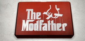 Modfather Fuse Box Cover Big