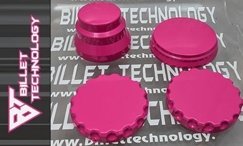Billet Technology Limited Edition Color Pink
