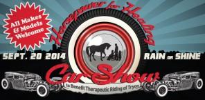 Horsepower for Healing 2014