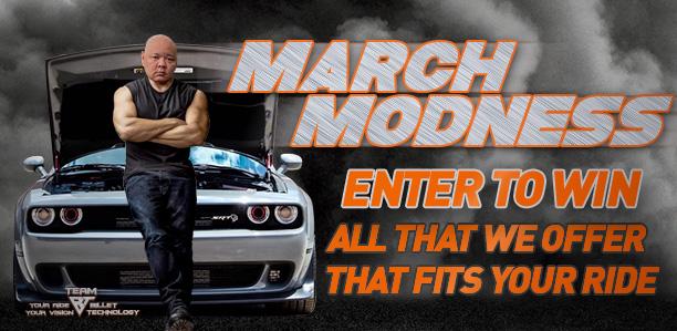 March Modness