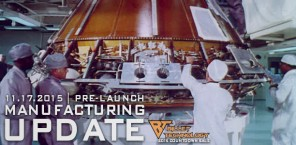 Pre-Countdown Manufacturing Update Nov. 17, 2015
