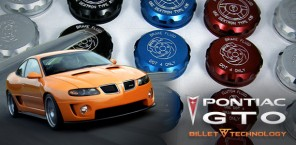 2004-2006 GTO Parts from Billet Technology