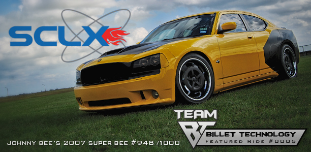 Johnny Bee's 2006 Dodge Super Bee | BT Garage #005