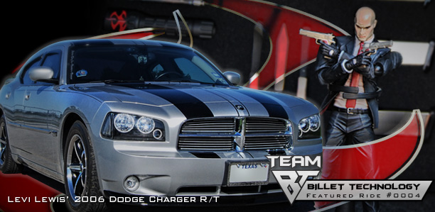 BT Garage 004 | Levi Lewis' '06 Dodge Charger R/T | Agent 47