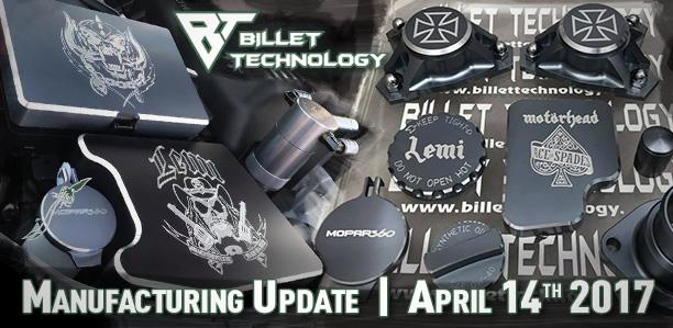 Manufacturing Update March 14th 2017