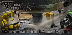 Manufacturing Update August 18th 2017