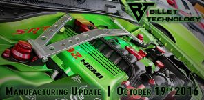 Manufacturing Update October 19th, 2016