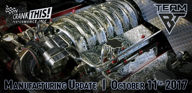 Manufacturing Update October 11th, 2017