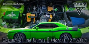 Manufacturing Update October 13th, 2017