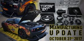 MFG Update October 31st, 2017