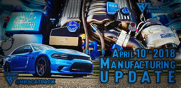 MFG Update April 10th, 2018