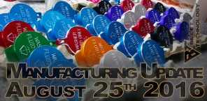 Manufacturing Update August 25th, 2016