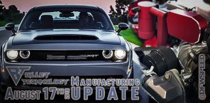 Manufacturing Update August 17, 2018