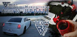 Manufacturing Update August 23, 2018