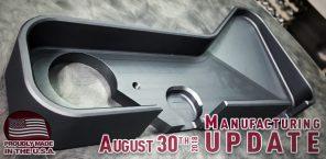 Manufacturing Update August 30, 2018