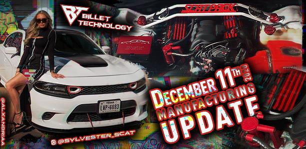 Manufacturing Update December 11, 2020