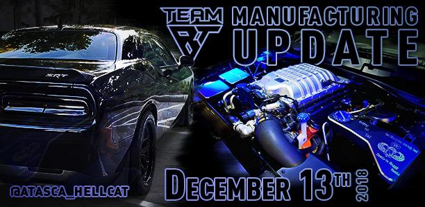 Manufacturing Update December 13, 2018