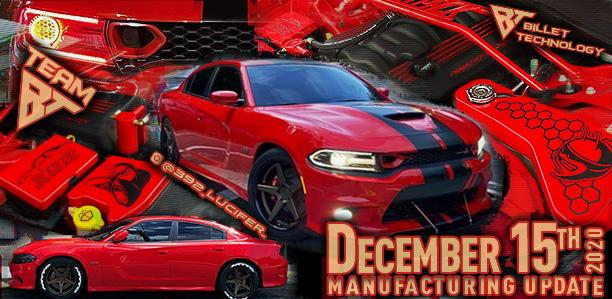 Manufacturing Update December 15, 2020
