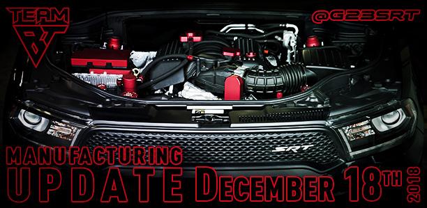 Manufacturing Update December 18, 2018