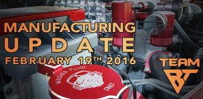 Manufacturing Update February 19th, 2016