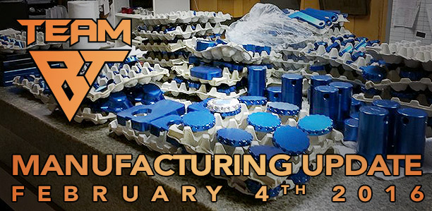 Manufacturing Update February 4th, 2016