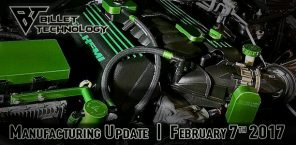 Manufacturing Update February 7th, 2017