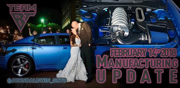 Manufacturing Update February 14th, 2018