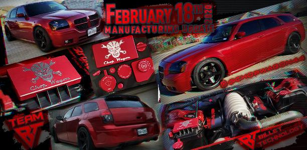 Manufacturing Update February 18, 2020