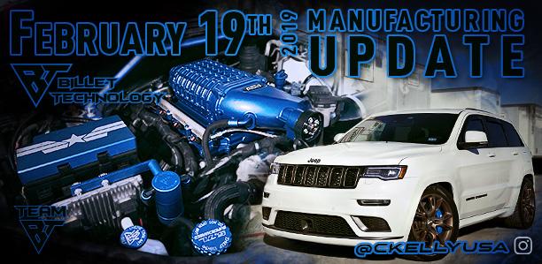 Manufacturing Update February 19, 2019