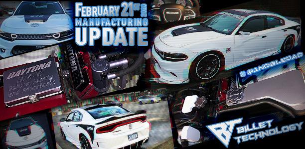 Manufacturing Update February 21, 2020