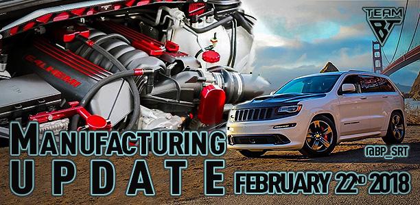 Manufacturing Update February 22, 2018