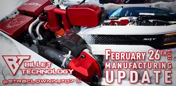 Manufacturing Update February 26, 2019
