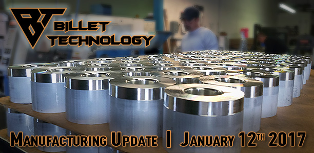 Manufacturing Update January 12th, 2017