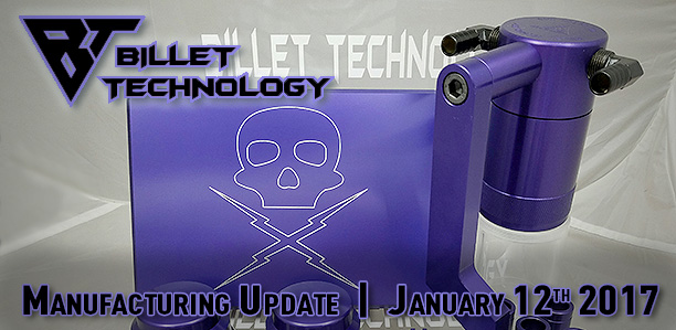 Manufacturing Update January 19th, 2017