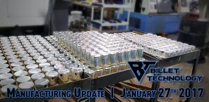MFG Update January 27, 2017
