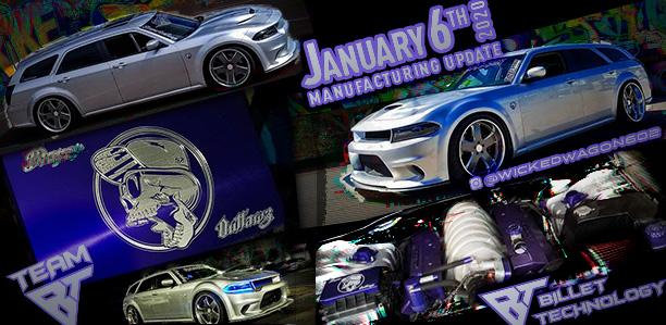 Manufacturing Update January 6, 2020