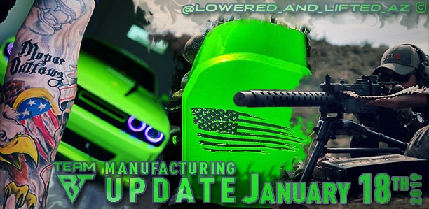 Manufacturing Update January 18, 2019