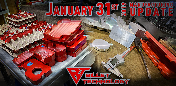 Manufacturing Update January 31, 2019
