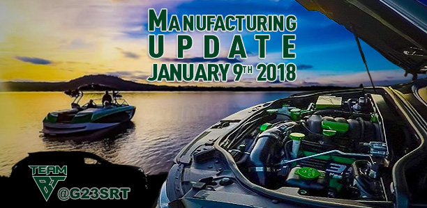 MFG Update January 9th, 2018