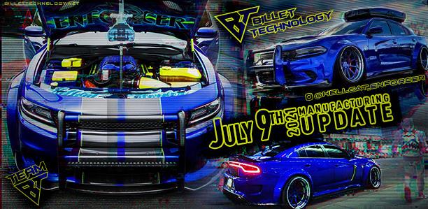 Manufacturing Update July 9, 2021