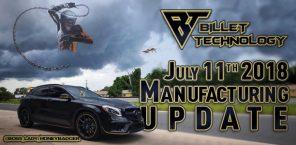 Manufacturing Update July 11, 2018