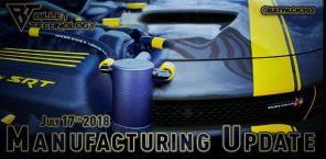 Manufacturing Update July 17, 2018